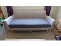 3 seater Made sofa - must go tonight