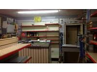 Corner shop Easton stores