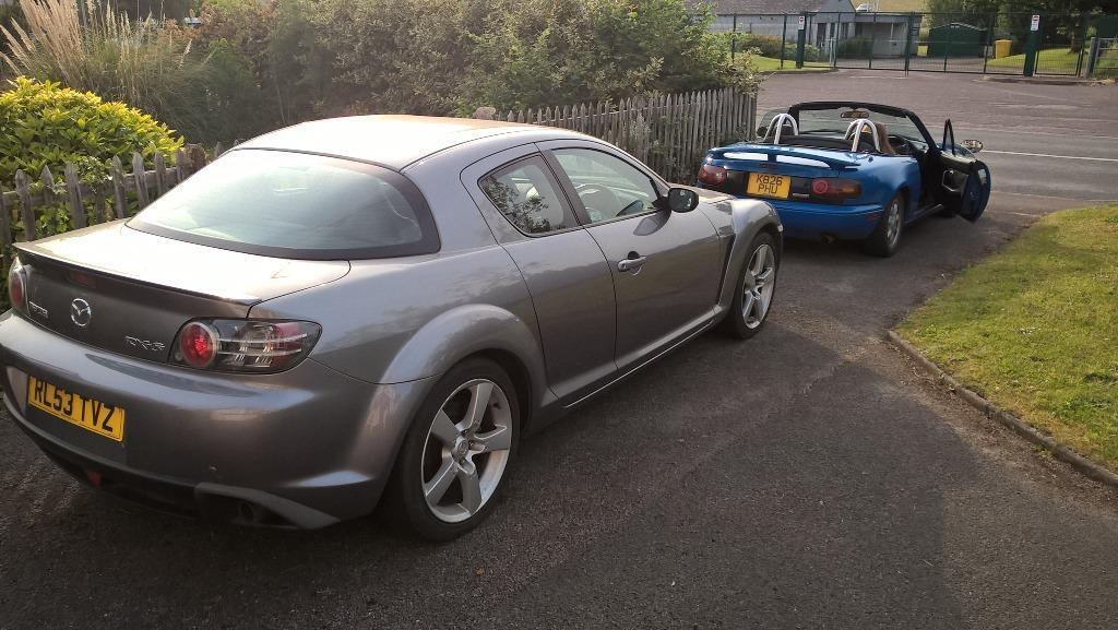 mazda rx8 231ps for parts spares or project in cheltenham  gloucestershire gumtree 2004 mazda rx 8 repair manual pdf 2004 mazda rx8 service manual