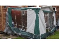 2 BERTH CARAVAN AWNING offers around £125