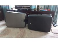 Two Samsonite cases