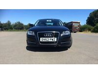Black Aud A3 1.6 Fully MOT Till sept2017 Fully serviced, good condition.
