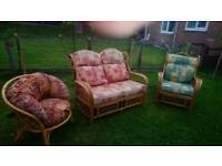 Good condition patio and conservatory furniture