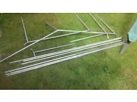 Frame Tent Poles