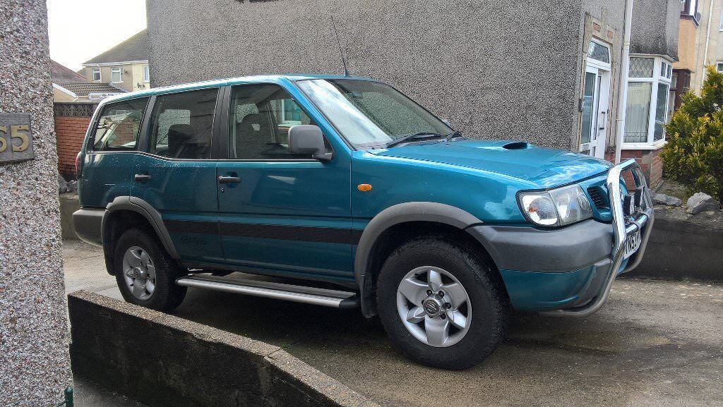 nissan terrano 4x4 2 7 tdi s 2003 in swansea gumtree. Black Bedroom Furniture Sets. Home Design Ideas