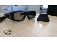 Nvidia 3d vision 2 Kit glasses and IR immiter (for a 3d monitor/tv gaming)