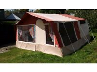 Trailer Tent for sale - Complete with instructions - Fully assembled ready for inspection