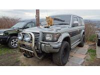 Mitsubishi PAJERO EXCEED LWB AUTO