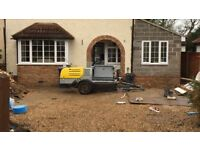 Underfloor Heating, screeding and Pump Hire available all over the UK