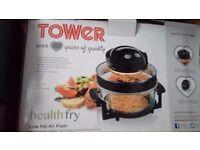 Tower Airwave Low Fat Air Fryerin.