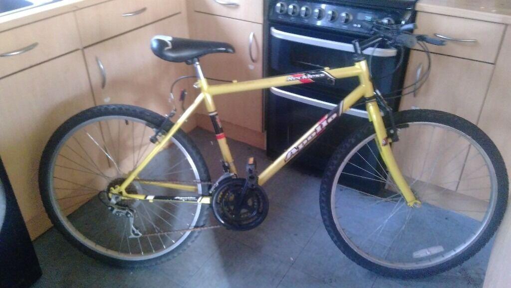 Apollo reckless mans teen bike 18