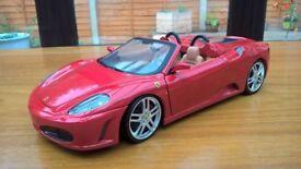 Ferrari F430 Spider 1/18 scale