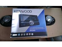 Kenwood DPX305U 2DIN CD/USB-Receiver with iPod Direct Control
