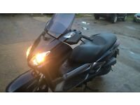 125cc Yamaha R- Xmax,good condition