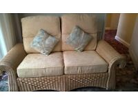 4 piece large conservatory furniture. excellent quality