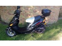 Moped Direct Bike DB50QT-11