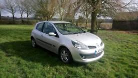 Renault clio dci 1.5. Diesel