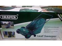 IDEAL GIFT. BRAND NEW leaf sweeper