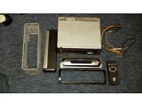 Car CD Player & Cassette Player