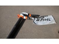 For Sale Stihl SHE 71 Leaf Blower/Vacuum.