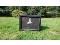 Orange Signature #4 Jim Root PPC212 Speaker Cabinet