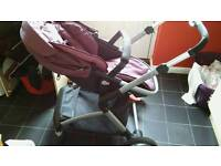 Mothercare rome pushchair