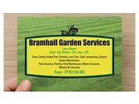 Garden Maintenance Services £10 - £100 : Bramhall, Cheadle Hulme, Hazel Grove, Poynton, Cheshire