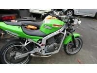 Various Bikes 125cc-600cc Breaking