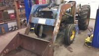 Ford 3600 tractor with loader