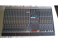 Allen & Heath GL2000 4-2-4 32 Channel Audio Mixing Consol