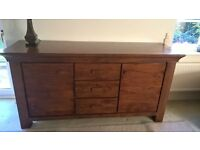 Mahogany Sideboard, quality crafted. House move forces sale