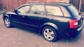 Audi a4 2004 12month mot