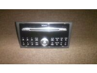 Ford Sony 6 cd stereo autochanger head unit