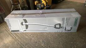 Draper 2 in 1 Petrol strimmer and hedge cutter