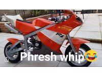 ghost racing series MIDI moto