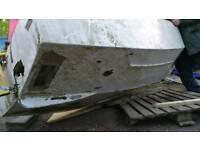 Mirror Dinghy Boat