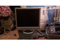 HP Computer Screen - Used - (Offers Welcome)