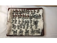 lead roman soldiers
