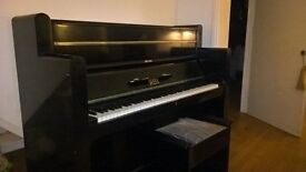 Berry Art Deco Piano