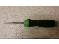 snap on soft grip ratchet screwdriver