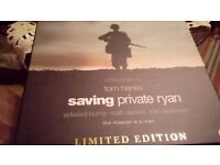 Saving private ryan Vhs limited collection