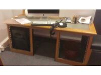 FREE STUDIO DESK GOING FOR COLLECTION ONLY - Dean St Studios