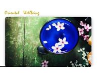 Relaxing Oriental Massage.