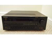 Amplifier receiver 660Watts