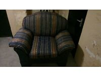2x Armchairs - Good Condition - FREE TO UPLIFT