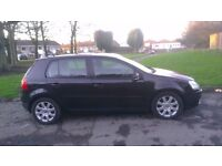 Volkswagen Golf 2.0 TDI Sport 5dr Mil 111750 well drive clean in/out