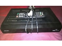BUSH BU11FVRSD50 Twin Tuner Digital Freeview TV Recorder