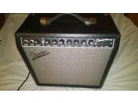 A lovely Fender Champion 40 guitar amplifier