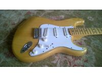 1997/98 Fender 'Crafted in Japan', CIJ, '68 Stratocaster Reissue, near mint