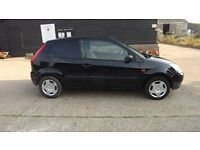 Ford Fiesta 1.4 TDCI van low mileage and good condition